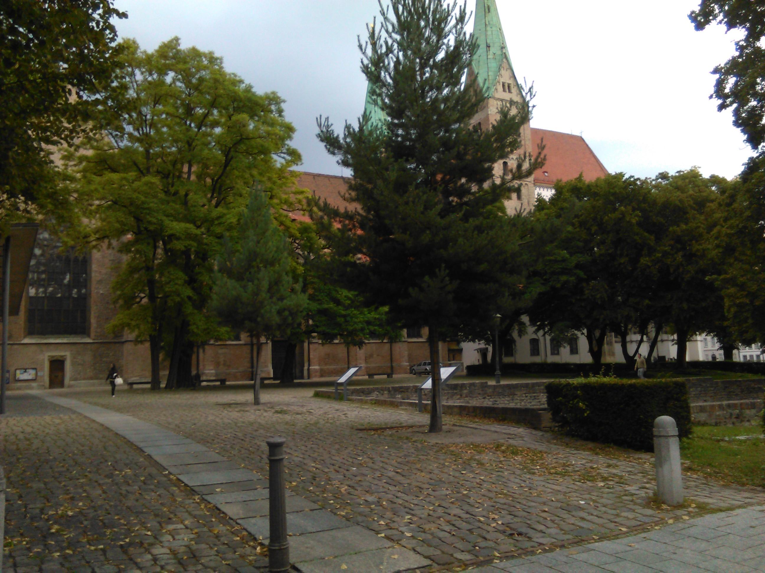 Augsburg - Am Dom