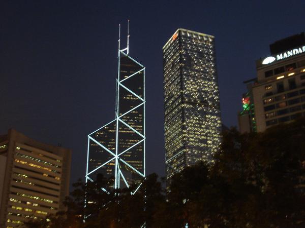 Hong Kong - Bank of China
