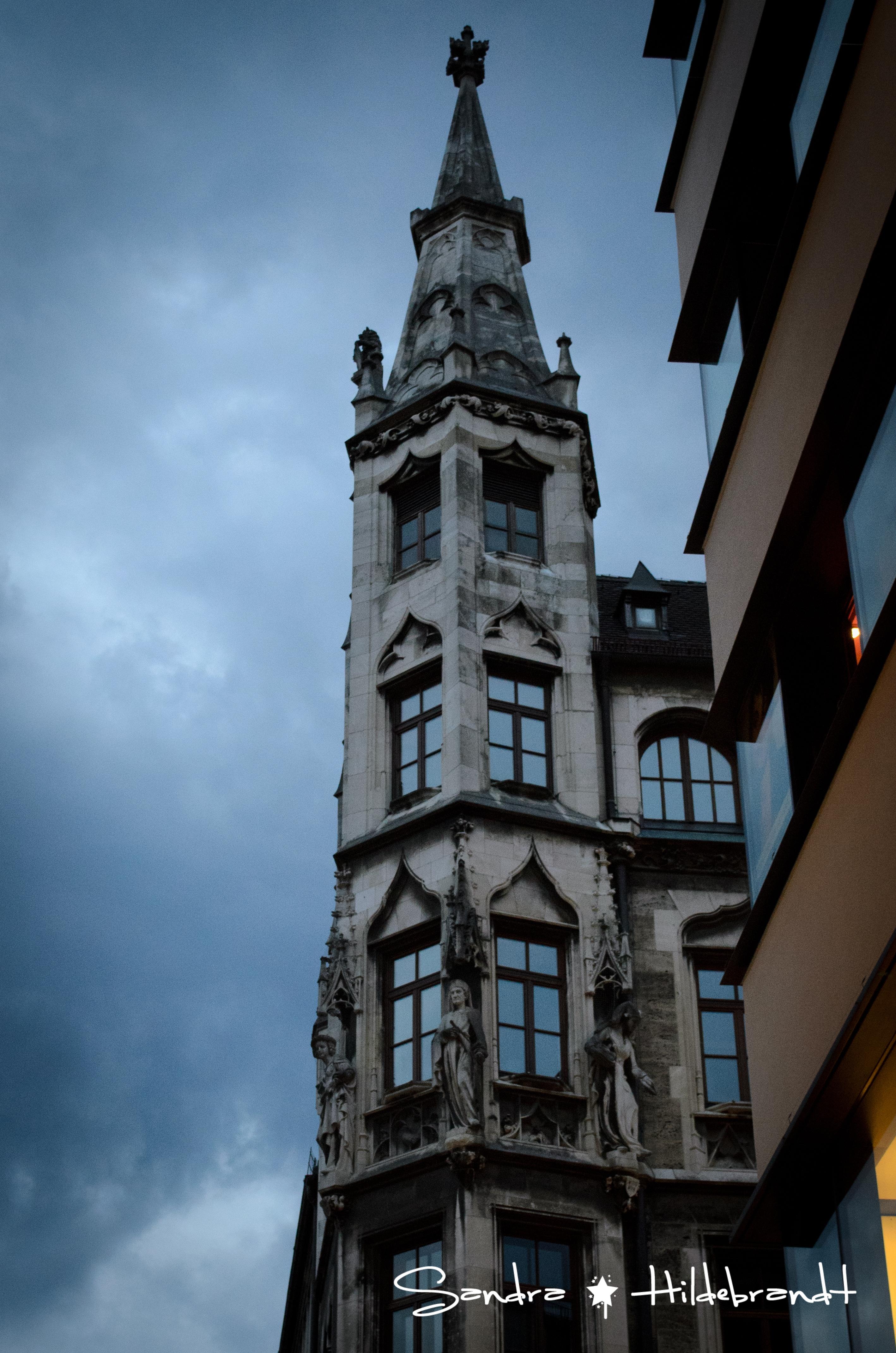 München / Munich - Hofbräuhaus, Zentrum, historisch